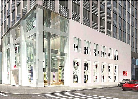 UNIQLO NEW YORK FIFTH AVENUE  LARGEST GLOBAL FLAGSHIP STORES OPEN