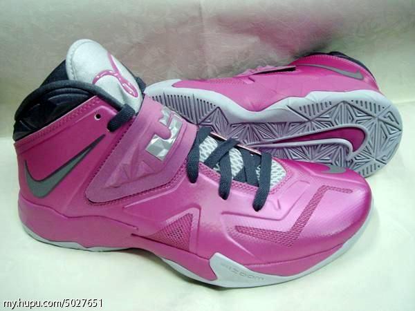 50ccf5b6a380 lebron 7 pink