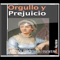 Audiolibr: Orgullo y Prejuicio logo