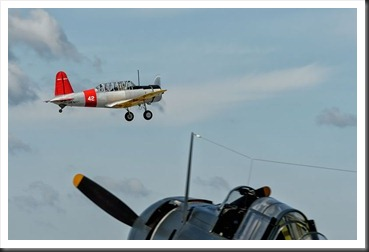 Bubba's Garage: The Vintage Aircraft of WWII Weekend
