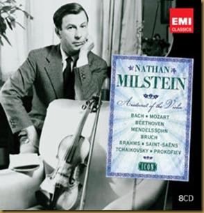 Prokofiev concierto violin 1 Milstein Icon