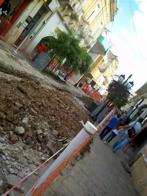 Remodelación de la peatonal de Salta Capital.