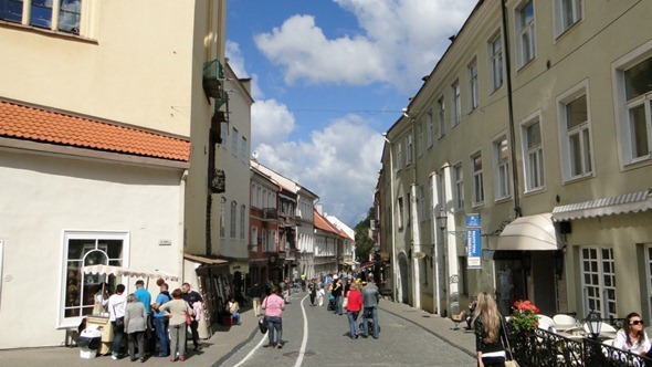 Pilies gatvė