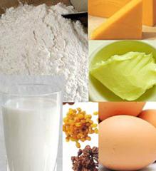 bahan pembuat kue