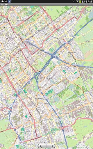 【免費旅遊App】Hannover Street Map-APP點子