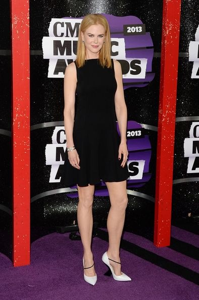 Nicole Kidman attends the 2013 CMT Music awards (2)