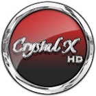 CrystalX HD Multi Theme Red icon