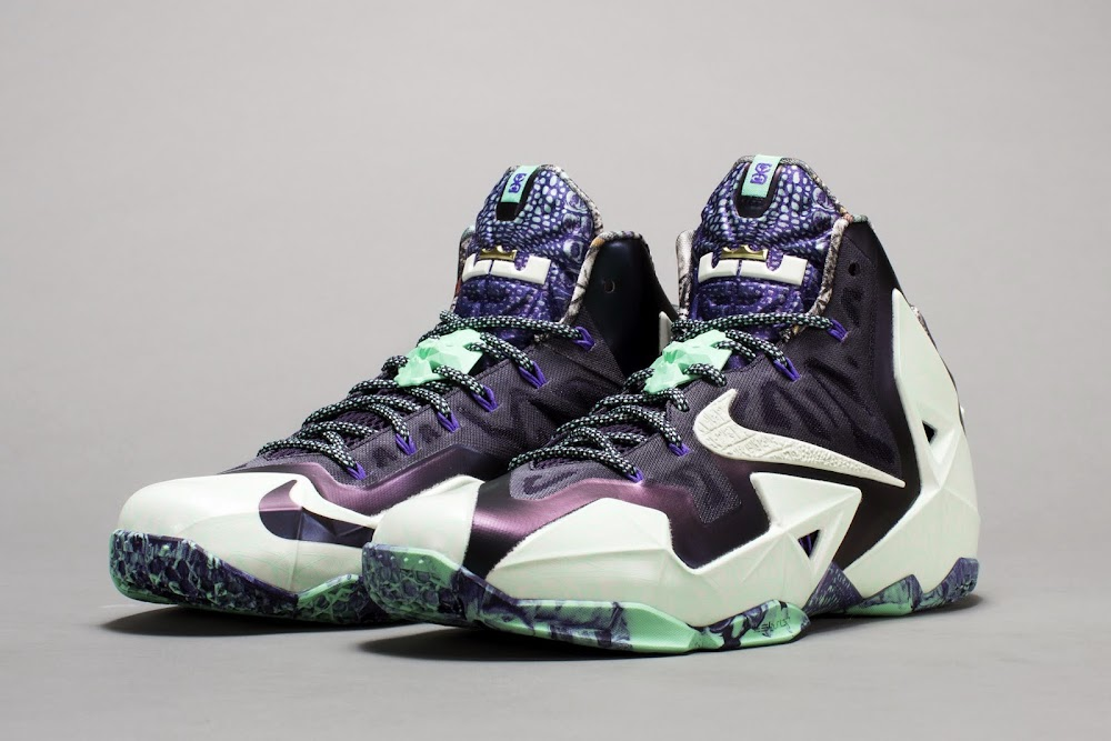 new arrival ac193 db003 ... NOLA Gumbo League Collection Including Nike LeBron 11 AllStar ...