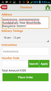 Vegwala.com screenshot 6