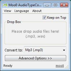 AAC a MP3