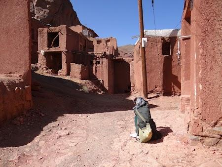 07. Ulitele din Abyaneh.JPG