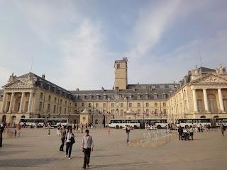 Palais des Ducs de Bourgonge à Dijon