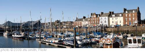 'arbroath harbour' photo (c) 2009, stu smith - license: http://creativecommons.org/licenses/by-nd/2.0/