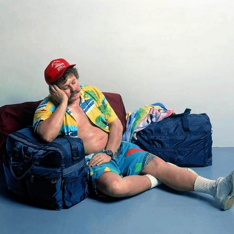 Unbelievable Lifelike Sculptures by Duane Hanson