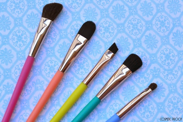 Sephora Collection Look Color in the Eye Brush Capsule Review (4)