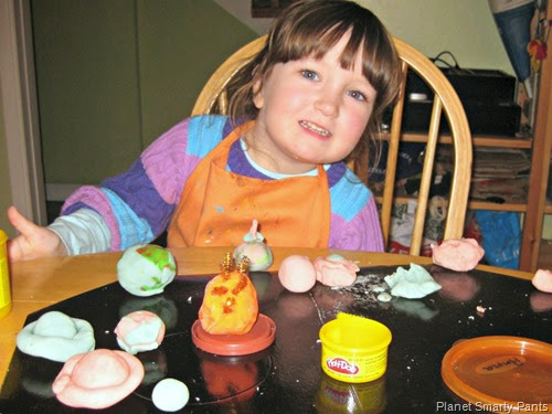 Solar-System-Playdough