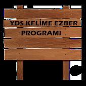 YDS Kelime Ezberleme Programı