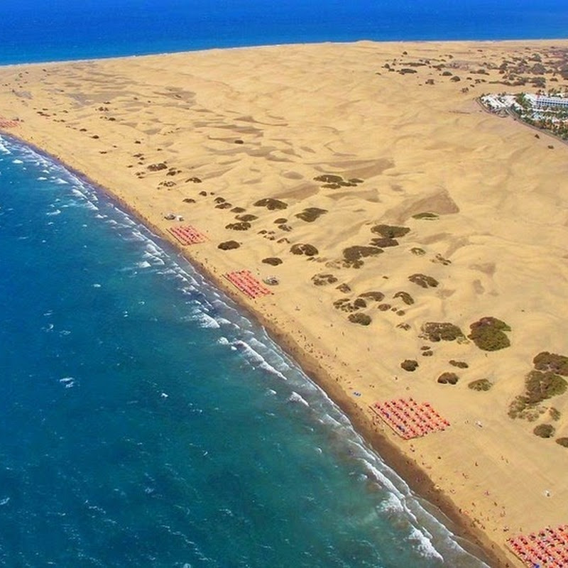 The Sand Dunes of Maspalomas