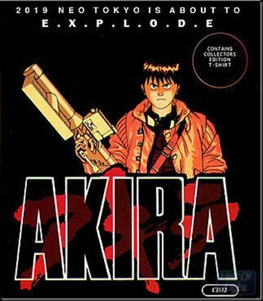 Akira cd 32