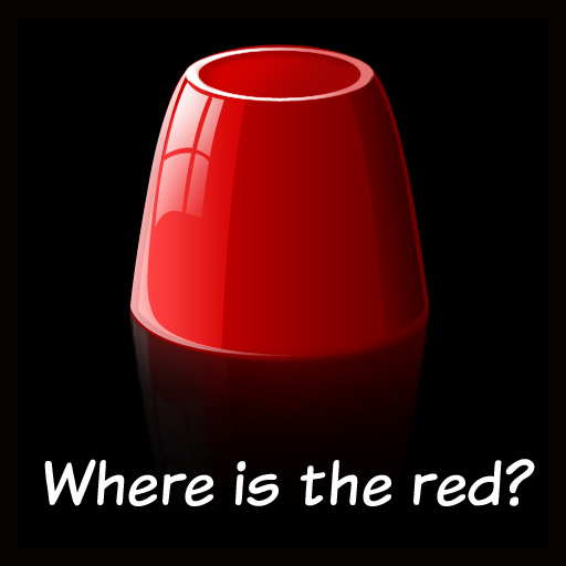 Where is the red