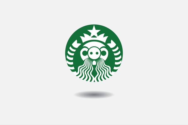 logo de marques starbucks