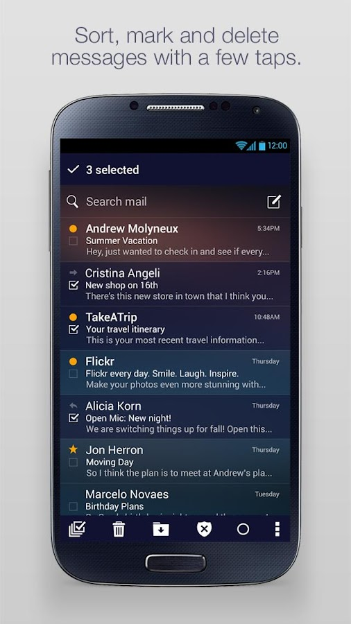 Yahoo Mail – Free Email App - screenshot
