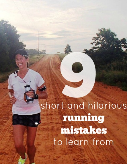 9 funny running mistakes to learn from and never make