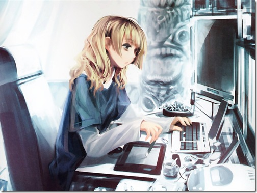 Anime-girl-with-computer_1024x768
