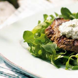 Sparky Garlic Steak