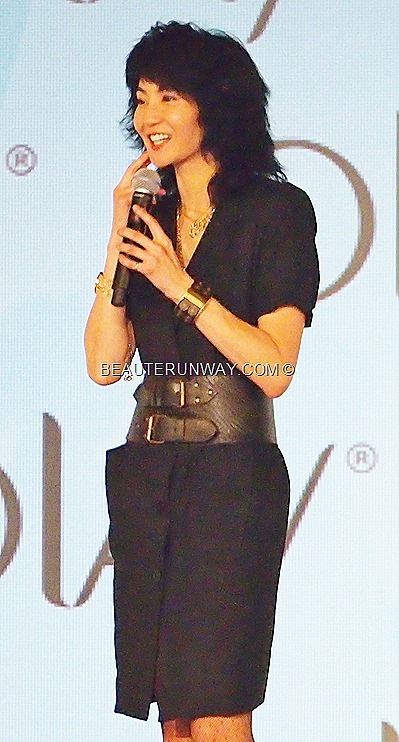 MAGGIE CHEUNG IN SINGAPORE AS OLAY AMBASSADOR CHALLENGE WHAT'S POSSIBLE  AT CAPELLA HOTEL SENTOSA