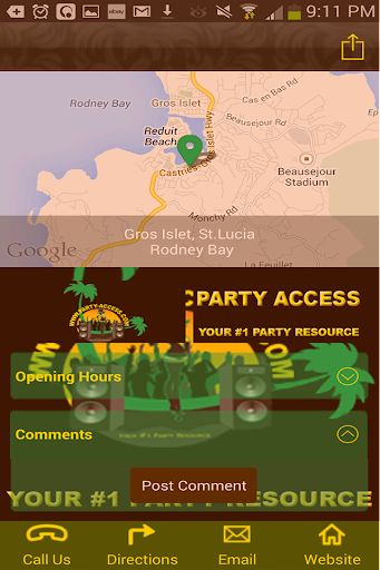 Party Access