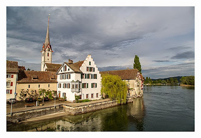 Sightseeing in Stein am Rhein - Am Rhein