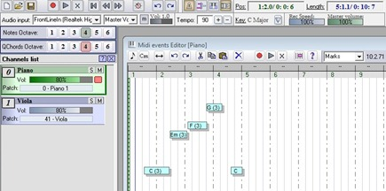 Keyboard Piano Software