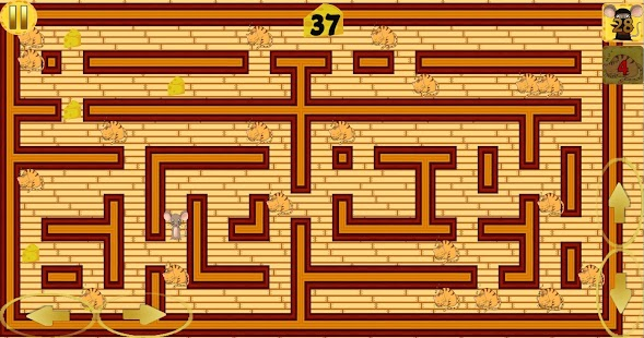 Cats and Mouse Maze- screenshot thumbnail