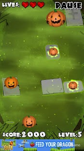 Pumpkins On Graves- screenshot thumbnail