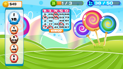 玩博奕App Candy Bingo免費 APP試玩