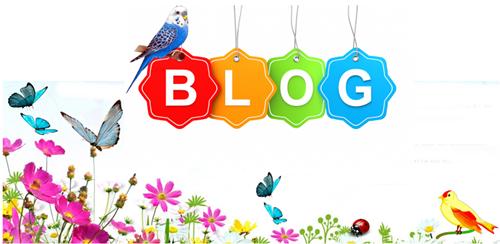 nosso blog é um jardim