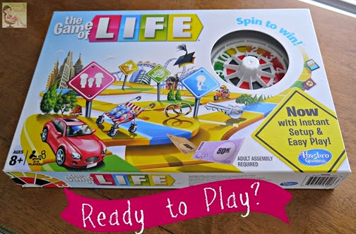 Hasbro the Game of Life #sp[5]