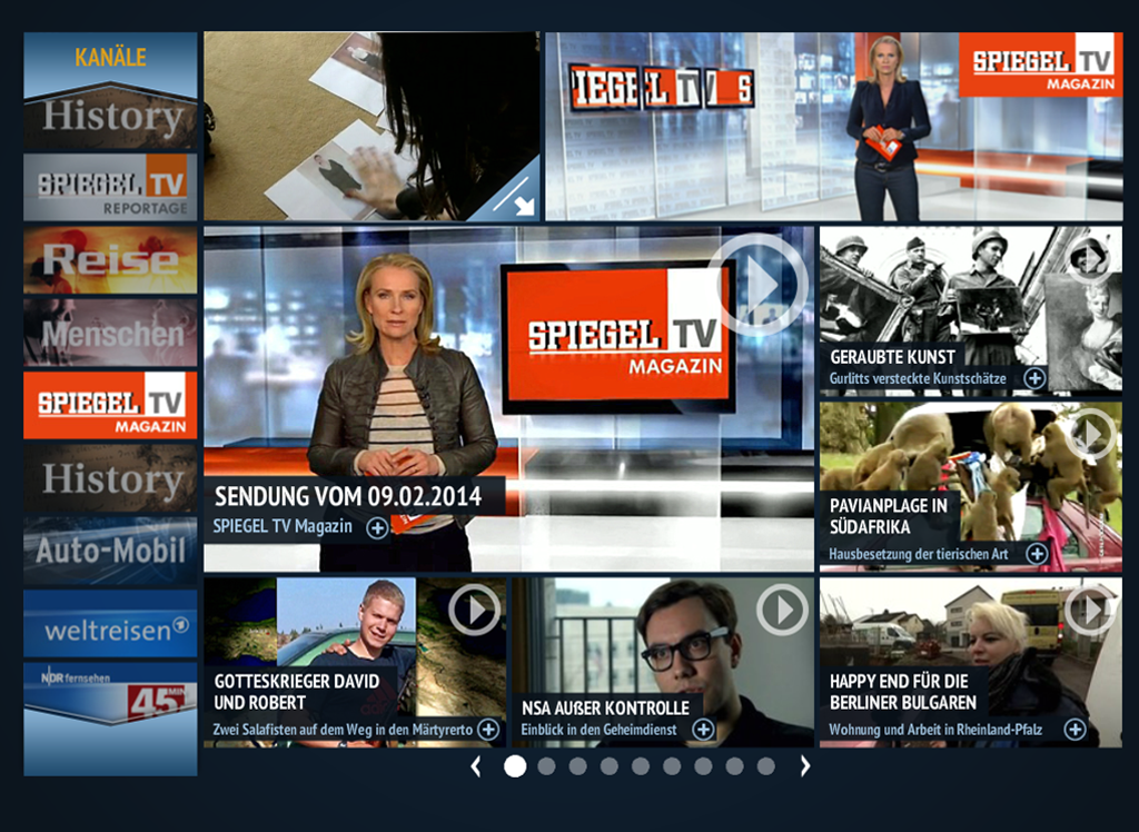 Spiegel tv android apps on google play for Google spiegel