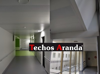 Techos aluminio Teruel