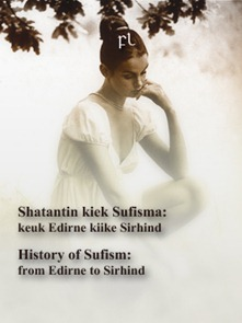 History of Sufism from Edirne to Sirhind Cover
