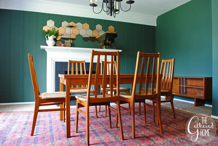 ingenious idea mid century side chair. found midcentury teak dining set Found  Danish Teak Dining Set The Gathered Home