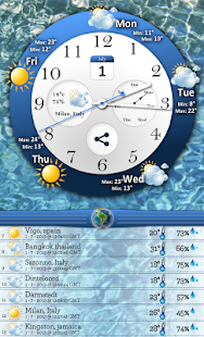 Weather Forecast - screenshot thumbnail