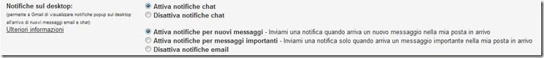 notifiche gmail desktop