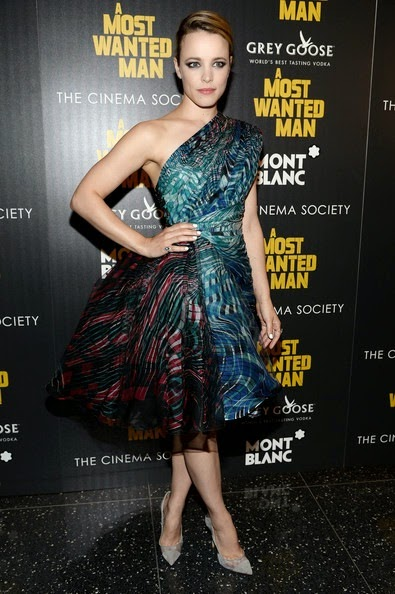 Rachel McAdams Most Wanted Man Premieres NYC