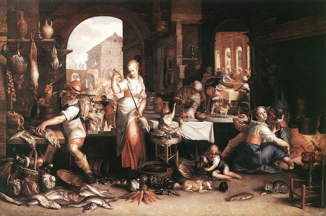 Joachem Wtewael - 6 Escena de cocina.jpg