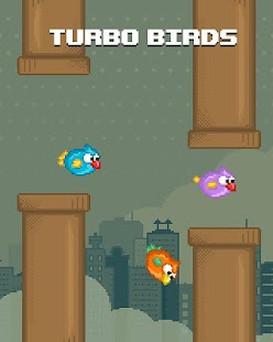 How to get Turbo Birds: Fun Race 1.04 unlimited apk for bluestacks