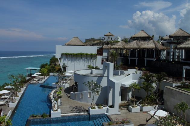 Samabe Resort and Villas, Bali, Indonesia