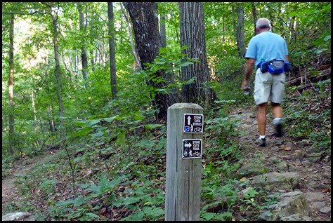 05b - Stone Cut Trailhead and bypass