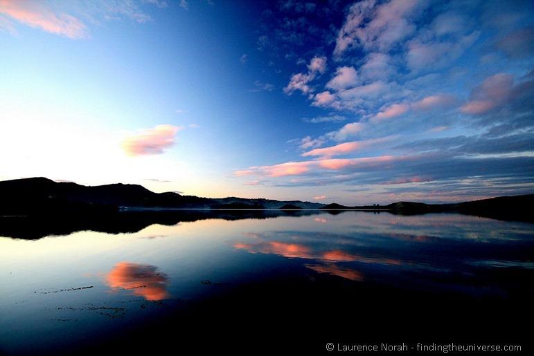 Otago Peninsula Sunset